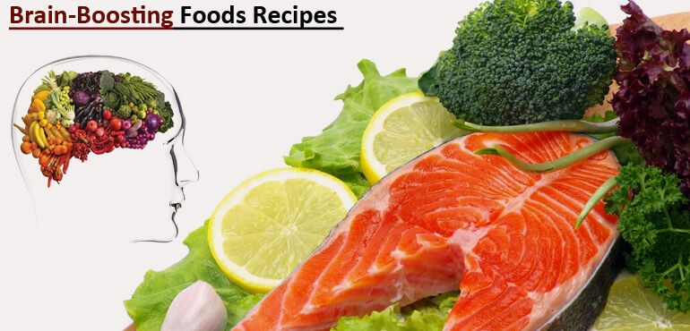 Brain Boosting Foods Recipes